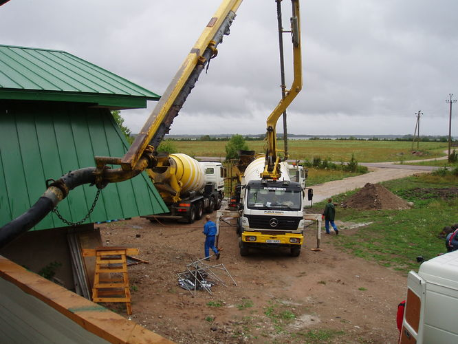 Betoonitööd